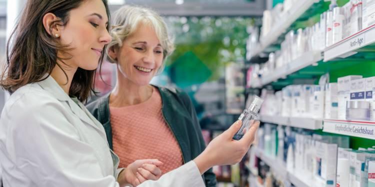 allergies demandez conseil à votre pharmacien