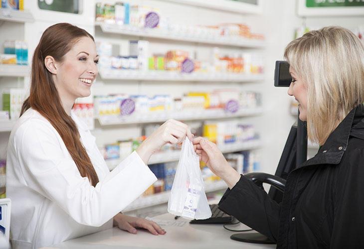 pharmacien d'officine