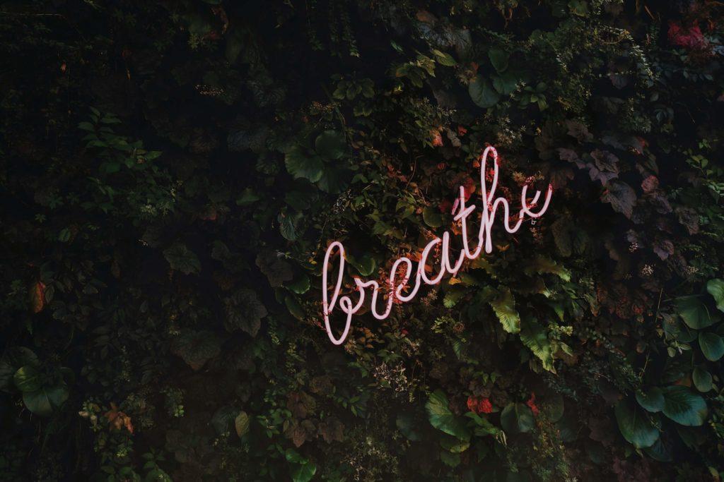 bien respirer montée de stress