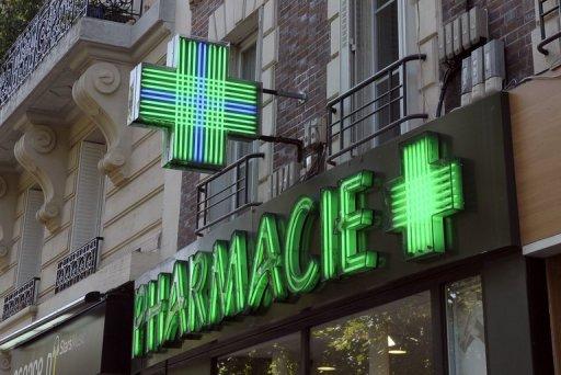 emploi pharmacie