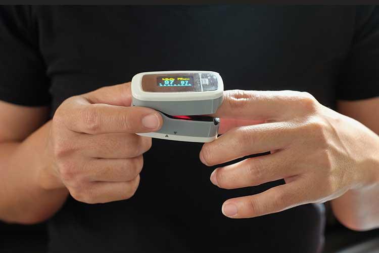 saturomètre asthme